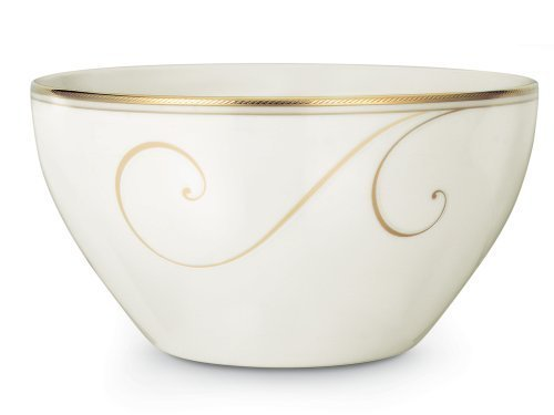 Noritake Golden Wave Rice Bowl by Noritake Golden Rice Bowl