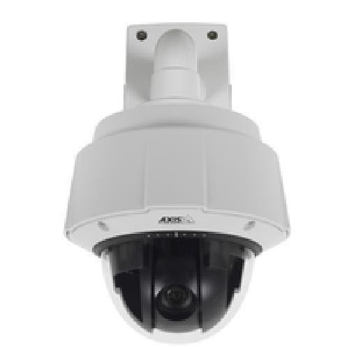 AXIS Q6035-E 50HZ HDTV 1080p compliant outdoor-ready, IP66, IK09 and NEMA 4X-rated, PTZ dome camera with 20x optical z 50 1080p Hdtv