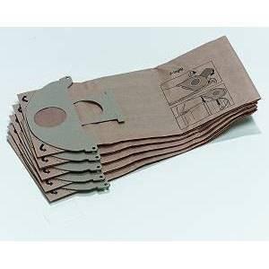Preisvergleich Produktbild Filtertüten für 2501 / 2601 und 3001 mit Mikrofilter,  5 Stück