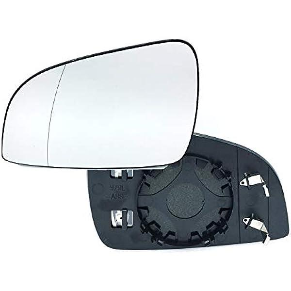Spiegelglas Links Außenspiegel Spiegel Glas Beheizbar Astra H Ab 09 09 13300626 Auto