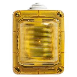 El.Blinkleuchte Gelb 230V