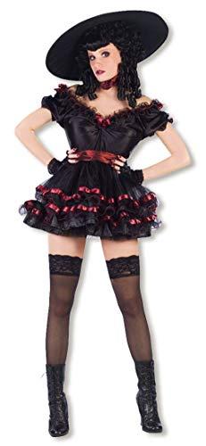 Horror-Shop Burlesque Variete Tänzerin Kostüm Gr. - Varieté Burlesque Kostüm
