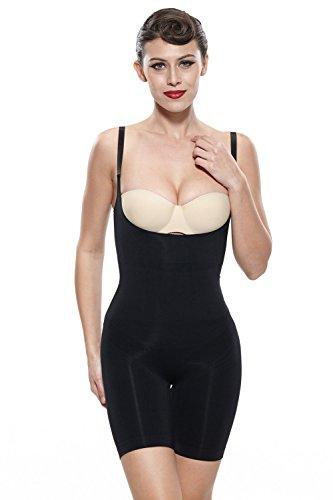 Franato Damen Shapewear Formend Body Formender Bodysuit