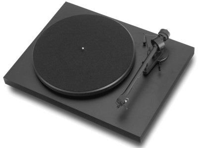 Pro-Ject Debut III Platine tourne disque Noir