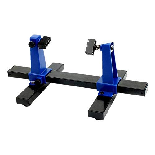 OSFT SN-390 Adjustable Printed Circuit Board Holder Frame PCB Soldering and Assembly Stand Clamp Repair Tool 360 Degree Rotation : Russian Federation