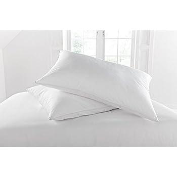 Double Slumberdown Feels Like Down Machine Washable Duvet /& 2 Pillows 13.5 Tog