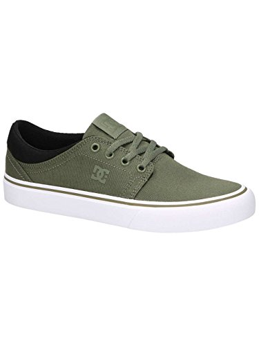 Dc Trase Tx J Chaussure Bkw, Sneaker Basse Uomo Olive