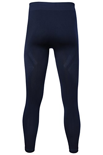Men s Performance Training Tights for Gym Yoga Sports by Sundried  Small