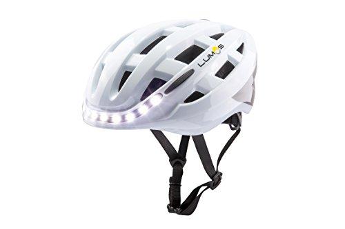 Lumos Kickstart Lite Helm, weiß