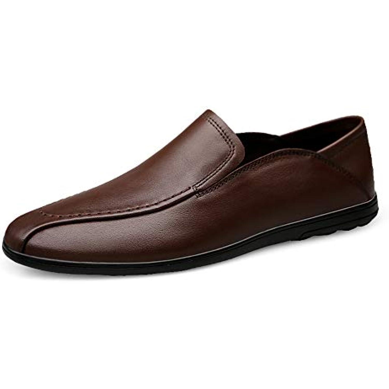 IESYMI Chaussures Drive Hommes Drive Chaussures Mocassins des Mocassins De Bateau De Couleur Pure Doux, Confortables Respirants - B07JNHB2N8 - 19c7ee