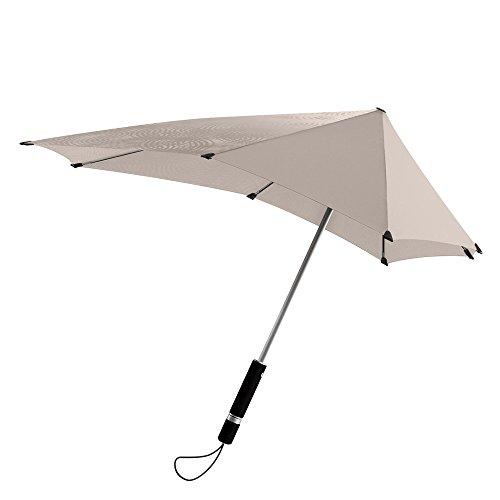 Le Monde du Parapluie Paragua clásico, blanco (Blanco) - SENZORIGINALCREAM Le Monde du Parapluie