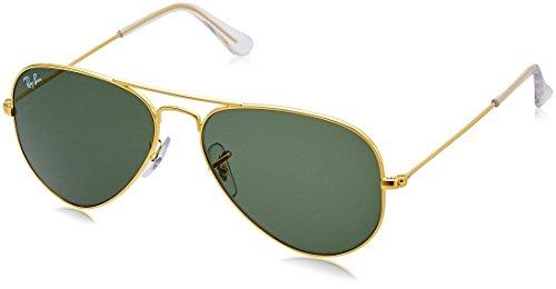 Ray-Ban Aviator sunglasses (Golden) (RB-3025-0015-55 14)
