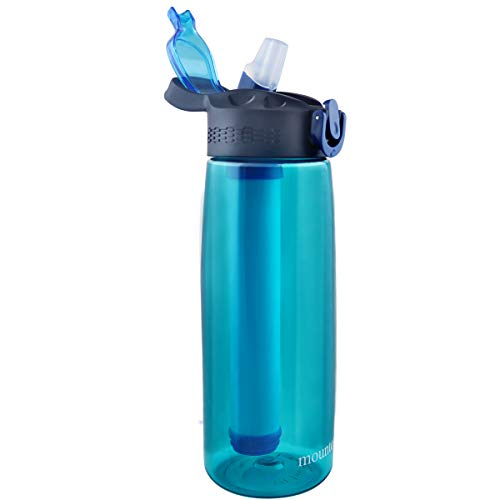 6-PACK CLEAN SIP Filtration D/'eau Paille 99.9 suppression E-COLI