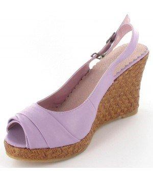 FARASION - Sandales femme violettes - DS852-12 Violet
