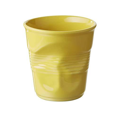 gobelet froisse revol 1 l multiusage jaune seychelles