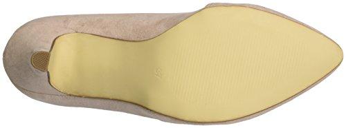 Bianco Basic Loafer Pump Jfm17, Escarpins femme Beige (powder)