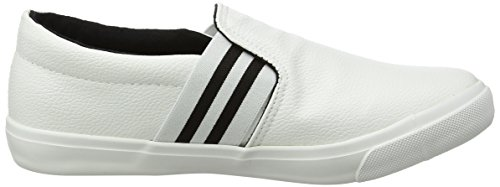 New Look - Wide Foot Moochy, Sneaker basse Donna White (White)