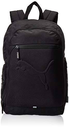 PUMA Unisex Adult Buzz Backpack Backpack - black, OSFA