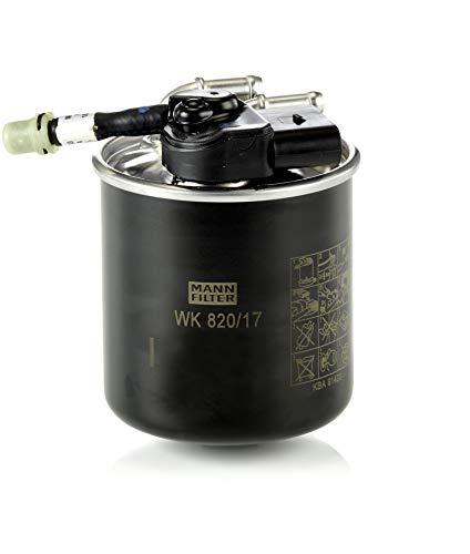 Original MANN-FILTER Kraftstofffilter WK 820/17 - Für PKW und Nutzfahrzeuge