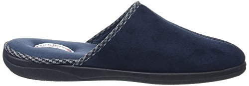 Padders Luke, Chaussons homme Blue (24 Navy)