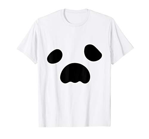 Trauriger Geist - Boo - Lustiges Halloween T-Shirt