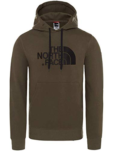 d9900467e7 The North Face Light Drew Peak Sweat-Shirt à Capuche Homme, Vert (New