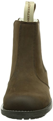 Shepherd Sanna Outdoor, Boots femme Marron (Brown 36)