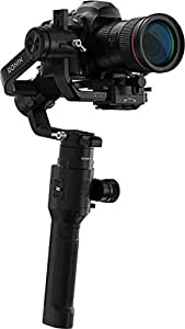 DJI Ronin S Handheld Gimbal Stabilizer for DSLR and Mirrorless Cameras (Black)