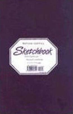 Large Sketchbook (Kivar Blackberry)[LARGE SKETCHBK (KIVAR BLACKBER][Hardcover]