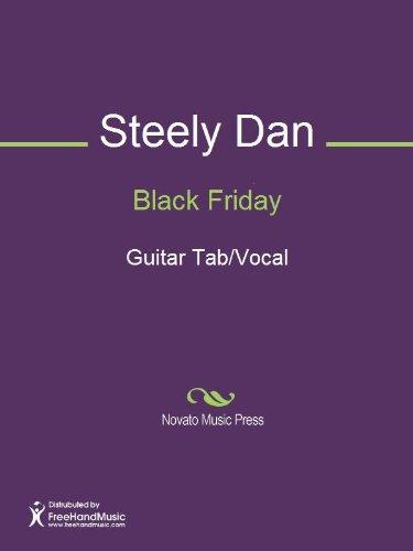 Black Friday (English Edition) eBook: Donald Jay Fagen, Steely Dan ...