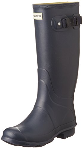 Hunter Field Huntress Ladies Boot Navy