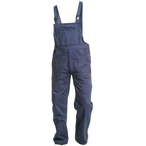 'Charlie barato l32b42X X/54hb Pantalones de trabajo'Sweat Life–Pantalón de peto para herramientas, Hydron Azul, 54cm