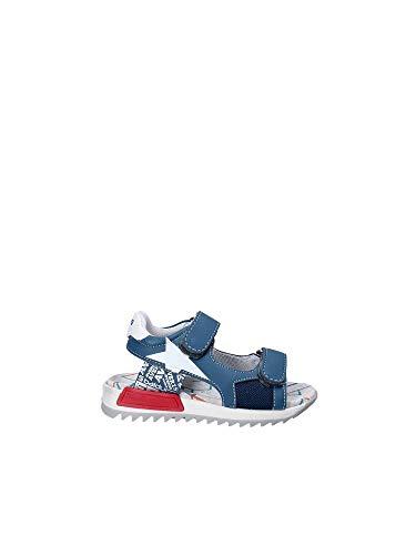 sale retailer 79412 6b81d AVERIS BY BALDUCCI AVERI590 Sandalo Velcro Kid Blue 25