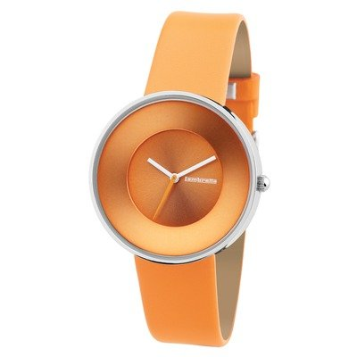 cielo-ladies-watch-with-orange-leather-band