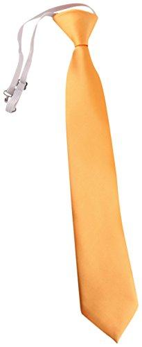 TigerTie - Cravate - Uni - Garçon saumon