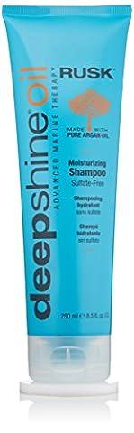 RUSK Deepshine Oil moisturizing shampoo, 1er Pack (1 x 250 ml)