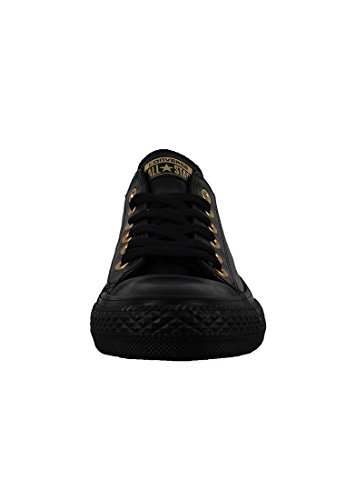 1U452 Converse CT HI felpa grigia Black Gold Black