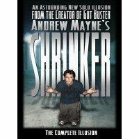 Hombre menguante - Shrinker (A. Mayne) - Andrew Mayne de Andrew Mayne