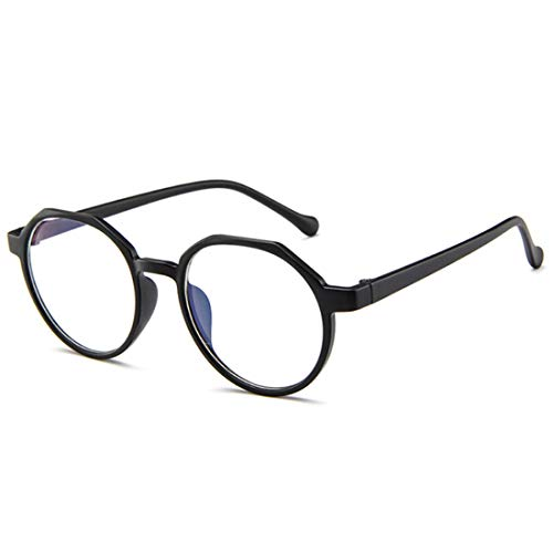 Aiweijia Retro transluzentes Unisex-Farb-PC-Frame-Design Optische Gläser