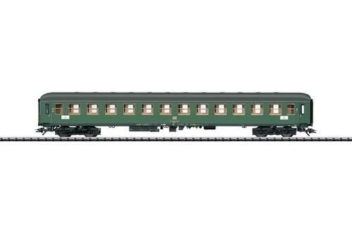 Unbekannt H0 TR Schnellzugwagen 2. Kl. Bm DB IV