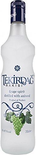Tekirdag Rakisi Grape Spirit Distilled with aniseed (1 x 0.7 l)