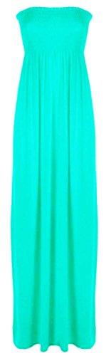 Unknown Damen Kleid Kleid Grün - Mint