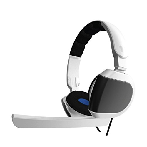 Hama Gaming Headset Insomnia VR (für Playstation VR/PS4, Stereo, Overhead, abnehmbares Mikrofon, Lautstärkeregler, 1,6 m Kabel, 3,5 mm Klinke) schwarz