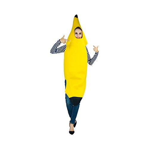 Sea Hare Gelb Fancy Banana Kostüm (eine - Frauen Für Bananen-kostüm