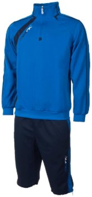 Max Anzug Serbien Royal Blau Sport Basic Anzüge