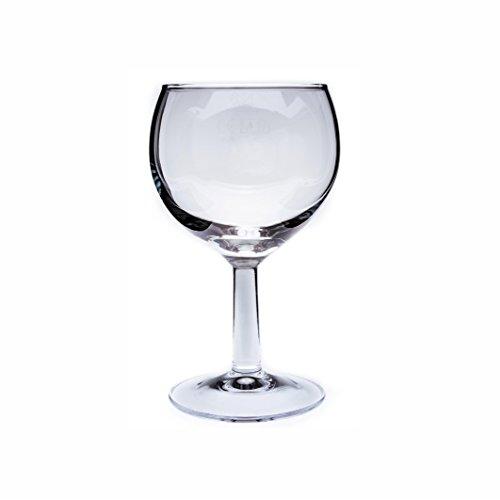 Arcoroc ARC 40357 Ballon Rotweinkelch, Weinglas, 250 ml, mit Füllstrich bei 0,2l, Glas, transparent, 12 Stück