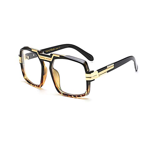 Sport-Sonnenbrillen, Vintage Sonnenbrillen, Fashion Sunglasses Women Men Luxury Sun Glasses Bige Frame For Ladies UV400 Female Male Oversized Oculos RS071 RS071 C08