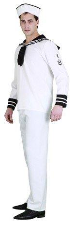 Imagen de disfraz marinero para hombre talla m l = 52 54