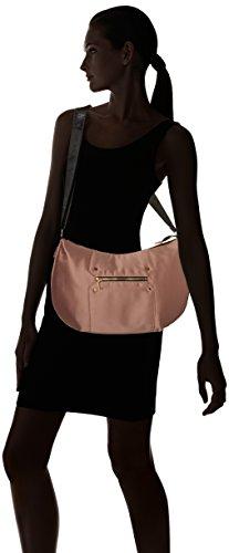 Juicy by Juicy Couture - Laurel, Borse a spalla Donna Rosa (Rose Satin)