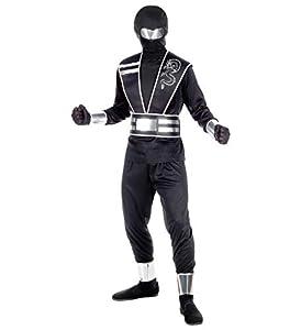 WIDMANN 00117 - Disfraz de niño para niño, color negro